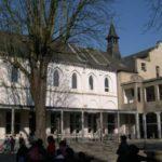 Centre scolaire des Dames de Marie - Site Haecht - Secondaire Saint-Josse-ten-Noode récréation