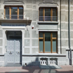 école du parvis de Saint-gilles primaire type 8 façade