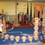 ecole de messidor enseignement projet kapla créativité primaire uccle