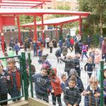 Ecole Sainte-Louise de Marillac schaerbeek récréation