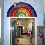 Ecole maternelle Claire Joie couloir