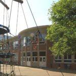 Ecole maternelle Saint-Joseph Boondael Ixelles récréation