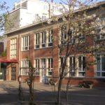 Ecole maternelle Saint-Joseph Boondael Ixelles arbre