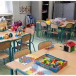 Ecole maternelle Sainte-Trinité Cardinal Mercier 2 Ixelles classes