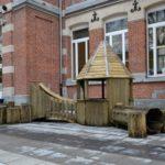 école communale primaire Frédéric de Jongh Schaerbeek