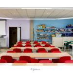 école maternelle Institut Saint-André Saint-Philippe ixelles réfectoire