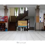 école maternelle Institut Saint-André Saint-Philippe ixelles hall