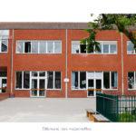 école maternelle Institut Saint-André Saint-Philippe ixelles entrée