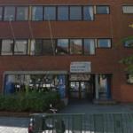 Ecole Adolphe Max primaire fondamental bruxelles façade entrée