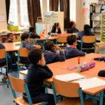 Ecole Sainte-Louise de Marillac schaerbeek classe