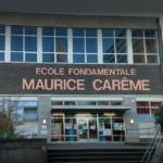 Ecole Maurice Carème N°22 anderlecht primaire