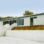 Ecole Moortebeek préfabriquée