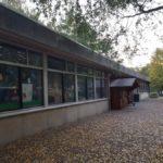 Ecole Les Peupliers primaire anderlecht bâtiments