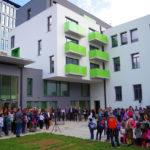 Ecole maternelle Heliport Bruxelles entrée