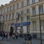 Institut des filles de Marie saint-gilles bruxelles façade quartier