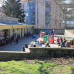 école maternelle Athénée royal de Woluwé-Saint-Lambert