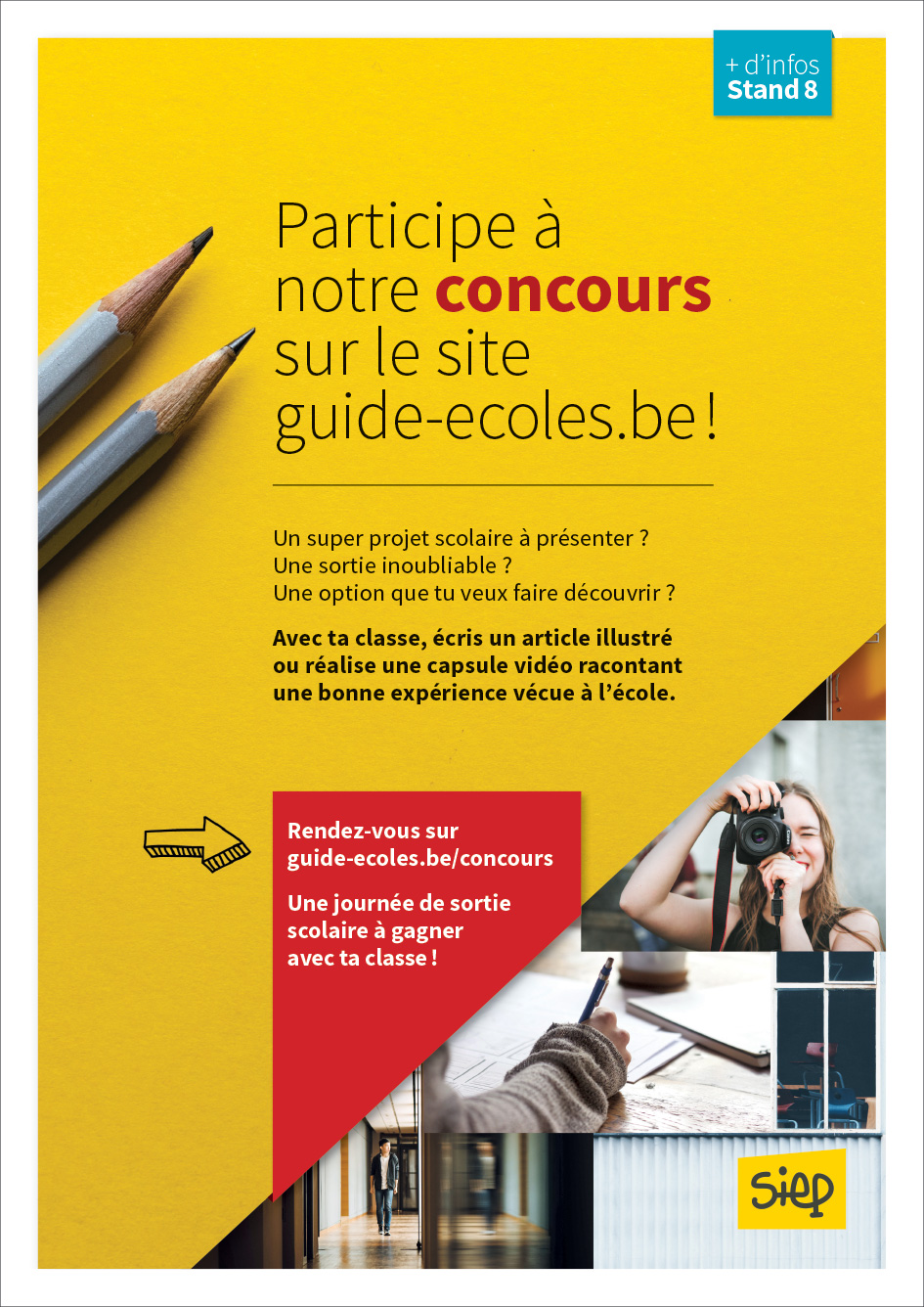 Concours Guide Ecole
