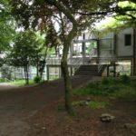 école primaire Saint-Curé d'Ars Forest entrée
