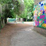 école primaire Saint-Curé d'Ars Forest récréation