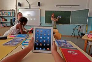 Ecole Saint-Josse nouvelle technologie 1