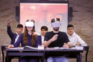 Ecole Saint-Josse nouvelle technologie