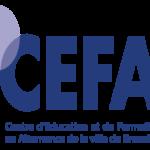 logo CEFA Bruxelles-Ville